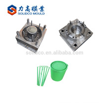 Directly Manufacture Best Quality New Arrival Plastic Paint Bucket Mould Plastic Paint Bucket Moulds