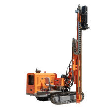 Hydraulic Solar Ground Screw Machine Piles Driver