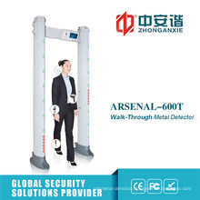 Touch Screen Display Outdoor Security Portable Metal Detectors