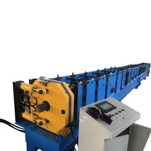 Round Downpipe Making Equipment Roll Forming Machine