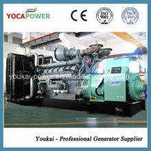 Дизель-генератор мощностью 1200 кВт / 1500 кВА Дизель-генераторная мощность