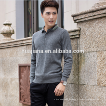 2016 fashion man's cashmere sweater T-shirt