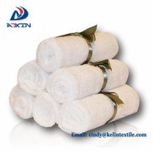 Textile home 75x75cm 100% Baumwolle Stickerei Logo Kapuzenhandtuch Baby