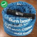 Cuerdas de batalla cubiertas de nylon de alta calidad para GYM