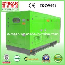 Schalldichter Generator angetrieben von Diesel 25kVA