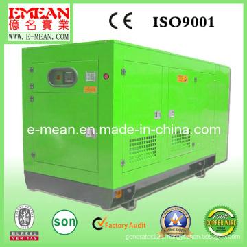 Soundproof Generator Powered by Diesel 25kVA