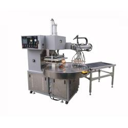 High frequency welding machine for warm palace belt