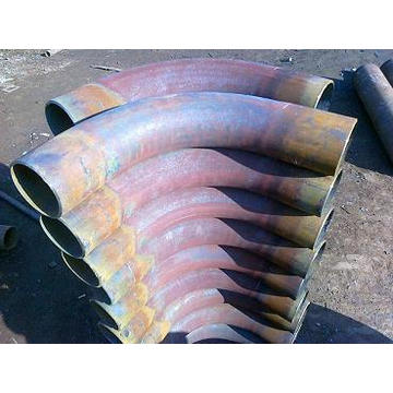 ERW carbon steel pipe Fitting Bend