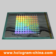 Kundenspezifischer 2D / 3D Sicherheitslaser Holographischer Master