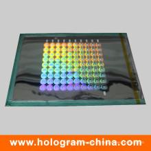 Mestre de Holographic Laser de segurança 2D / 3D personalizado