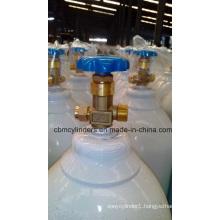 Medical Breathing Oxygen Cylinder 40L with Oxygen Valves Qf-2