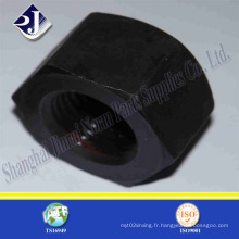 Black Heavy Hex Nut