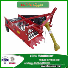 Agricultural Machinery 1 Row Potato Harvester for Bomr Tractor