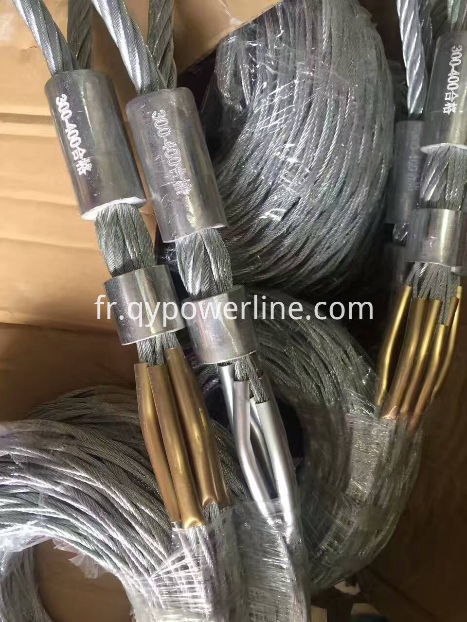 Optical Cable Wire Rope Pulling Grips