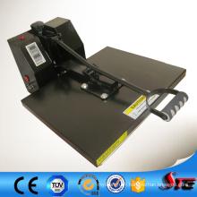 CE GV approuvé Machine de presse de chaleur de plat