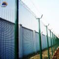 Cercado de seguridad galvanizado anti Climb 358