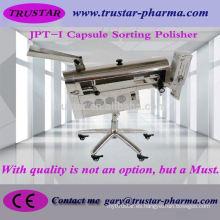 Pulidor automático de la clasificación de la cápsula (CE & GMP estándar)