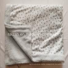 Super Soft Short Pile Baby Blanket