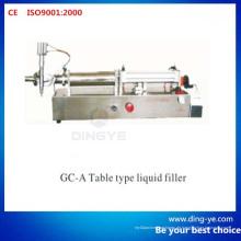 Table Type Liquid Filler (Gc-a)