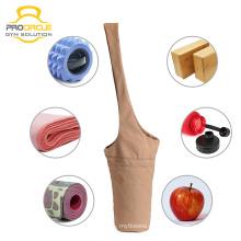 Schultergurt große Tasche und Reißverschluss Yoga-Matte mit Tasche