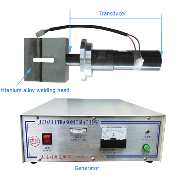 Ultrasonic Welding Generators For Sealers