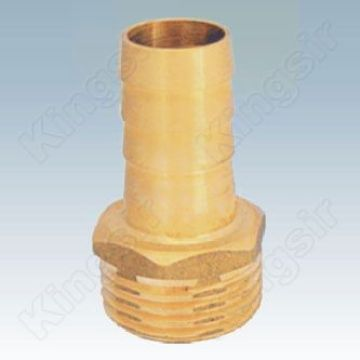 Precision Customized Brass Pipe Fitting