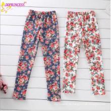 Super Fashion Style Holiday Casual Batik regelmäßige Mädchen ziemlich Floral Hose