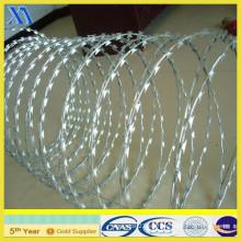 Alambre de púas electro galvanizado para esgrima Xa001