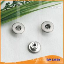 Metallknopf, benutzerdefinierte Jean Buttons BM1266