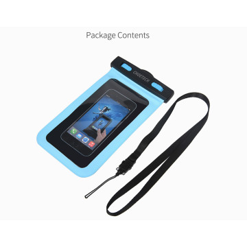 Waterproof Mobile Phone Case Dry Bag Pouch