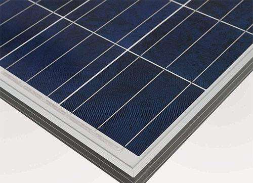 80Wp PV panel for solar street light