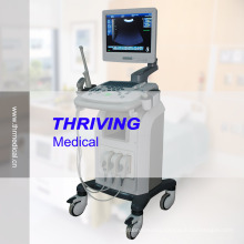 Ultrasound Diagnostic Equipment with Trolley