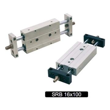 Cilindro de aire serie SR diapositiva