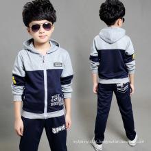 Roupas infantis por atacado de alta qualidade Fashion Boy Ternos