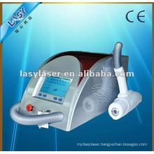 Manufacturing Portable Laser Medical Pigment Treatment Machine