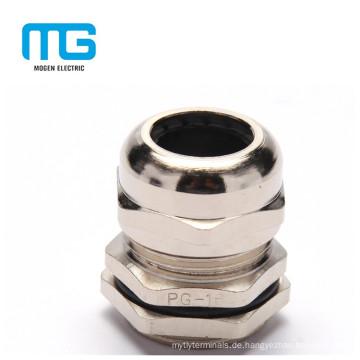 Schwarz Grau Silber Nylon PG Größe Wasser Proff Kabelverschraubungen
