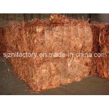 Hot Sale Copper Scrap Wire, Millberry Scrap Copper 99.9%