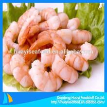 Nosso principal produto exportador é congelado camarão cozido pud