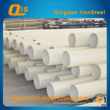 ASTM Standard 200mm, 250mm, 315mm PVC Pipe for Water Supply