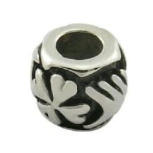 Custom Metal Beads / encantos com logotipo