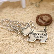 Factory Outlets for Custom Metal Dog Tag Wholesale Bulk Dog Tags With Cheap Price export to South Korea Manufacturers
