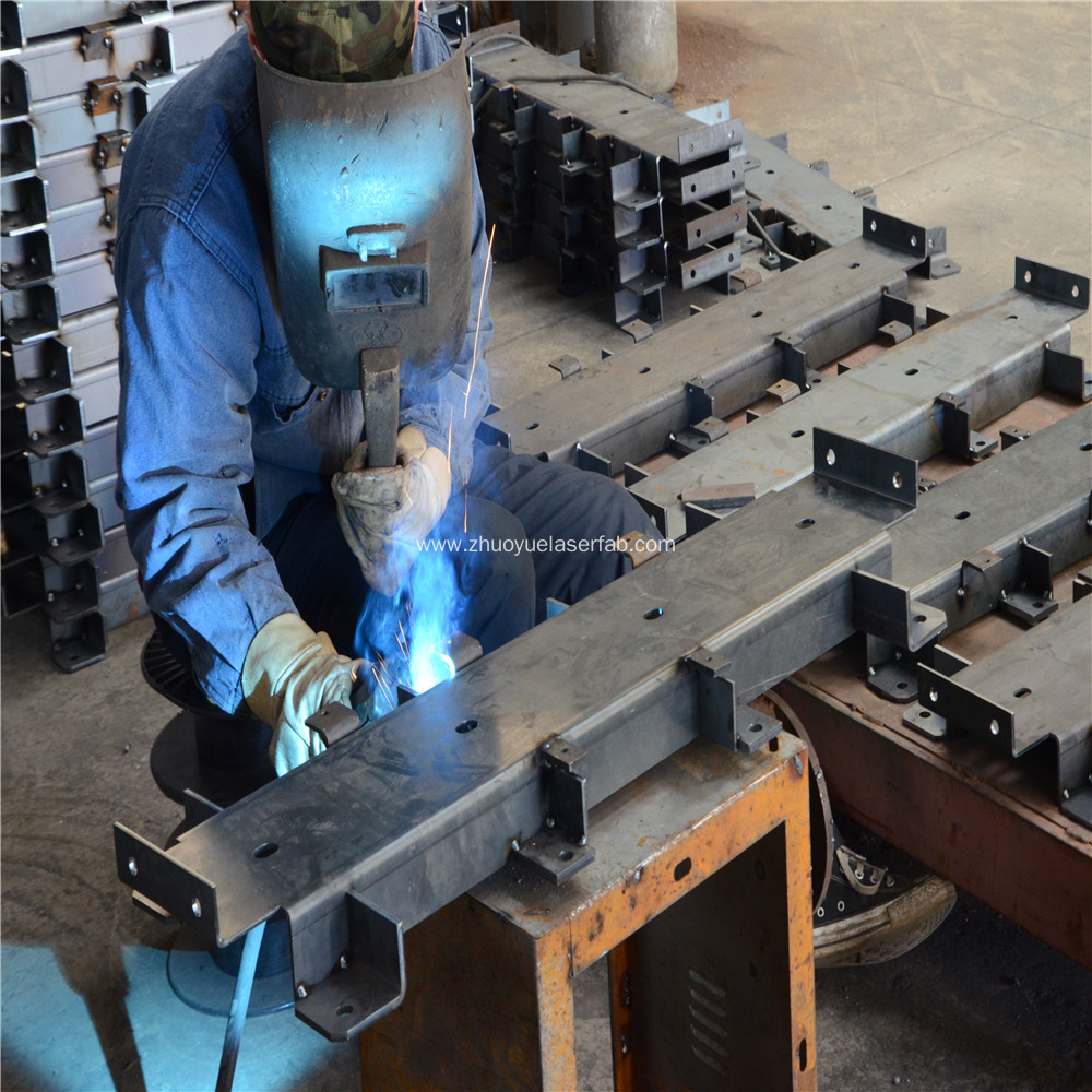 Sheet Metal Bracket Fabrication service