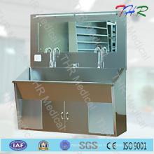 Faucet de aço inoxidável Scrub para 2 pessoas (THR-SS027)