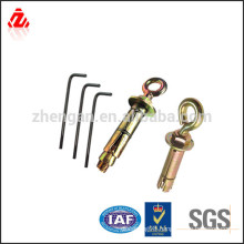 high quality tainless steel sleeve anchor bolt type