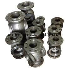 OEM Casting Pump Part with CNC Machining (Lost Wax Casting)