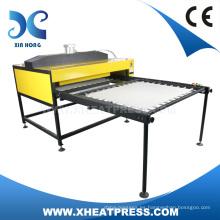 Sublimation Offset Print, Máquina de impresión de sublimación de calor grande, Máquina de impresión textil