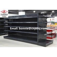 2017 American New Style Double Side Used Supermarket Shelves