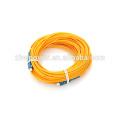 10PCS SC UPC SM Fiber optic jumper, optical fiber patch cord, simplex fiber optic patch cord 3M for free shipping