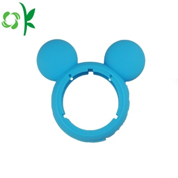 Tampa protetora macia do orador de Bluetooth do exemplo da forma de Mickey