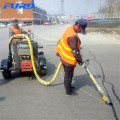 Asphalt Driveway Cracks Repair Machine
